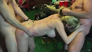 Wife in club after closing