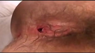 getting a hairy interracial creampie