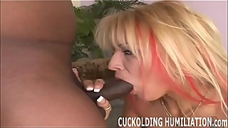 I have to satisfy my addiction to big black cock