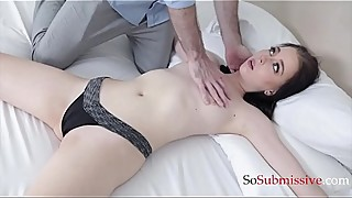 WIfe'_s gift to SEX ADDICT HUSBAND is Bambi Black