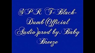 SPR T-Black- Dumb