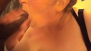 HUSBAND FILMS BBW SLUT WIFE WITH BBC
