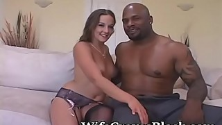 Wife Enjoys The Pleasure Of Another