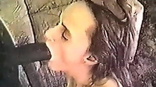 Wife Sucks Huge BBC and gets nice facial