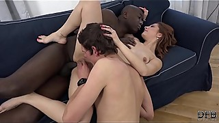 OMG my wife is fucking a stranger we met on the street she invided him to fuck her pussy and shove his big black cock in her ass while i watch she wants it hardcore and loves to get fucked him him i want this too
