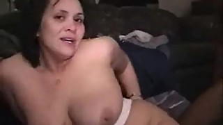 Swinger wife in BBC gangbang