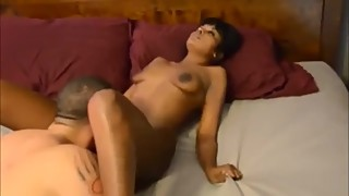 Husband lets Friend Fuck Indian Wife