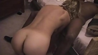 wife's pussy takes it all