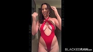 BLACKEDRAW Big ass wife loves rimming black men