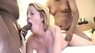 Another white wife that loves being used by BBC