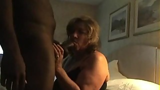 Submissive wife with her black lover 2
