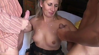 Gangbangs with hot Cuckold Wife