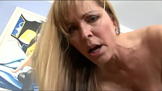 Cheating Wife Cougar Gets Picked Up At The Sotre To Ride BBC
