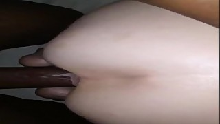 Significant Black color Prepare Bonk MY WIFE Bumm