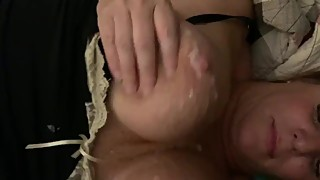My wife swallows my bbc