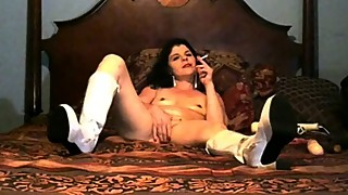 Smoking Hotwife BBC True Fantasy Gets Every Hole Fucked Cums Hard