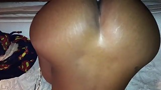 Big booty ebony wife cream on bbc