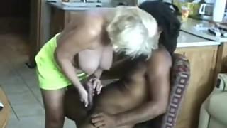 mature wife's caribbean vacation fantasy while hubby films