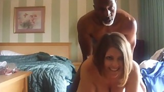 Cheating Housewife Tries A BBC